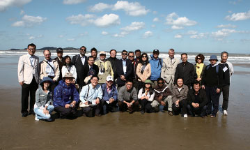 The 12th East Asian Biosphere Reserve Network(EABRN) Sep.20-23 2011 Jeungdo, Shinan Korea